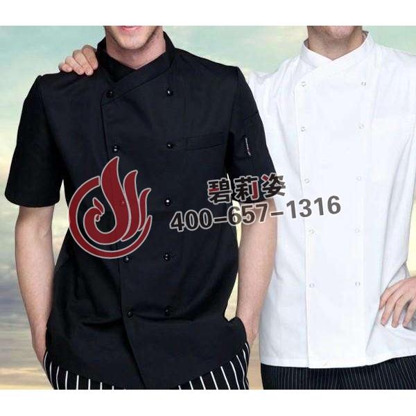 厨师服加工生产
